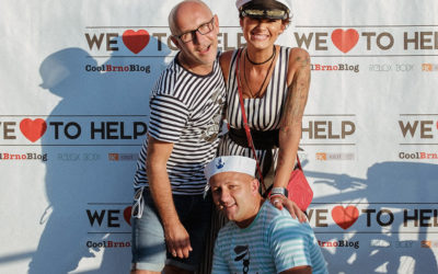 Fotoreport z akce We All Love to Help Charity Boat 2019